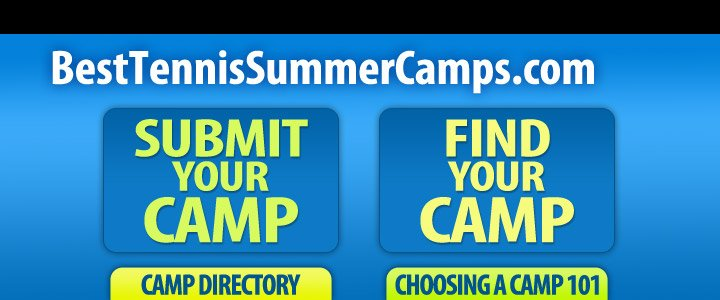 The Best Tennis Camps in America Summer 2016-17 Directory of Summer Tennis  Camps | Best Tennis Summer Camps .com